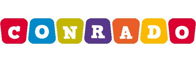 Conrado daycare logo