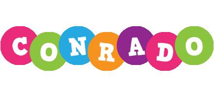 Conrado friends logo