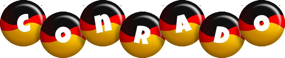 Conrado german logo