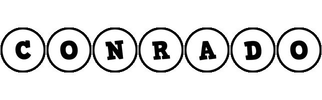 Conrado handy logo