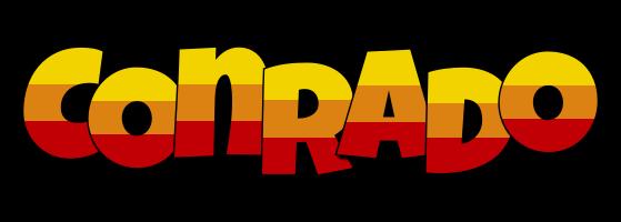Conrado jungle logo