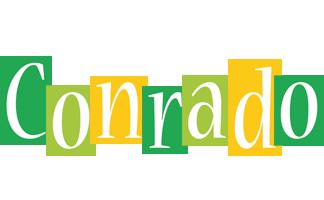 Conrado lemonade logo