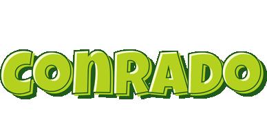 Conrado summer logo