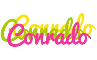 Conrado sweets logo