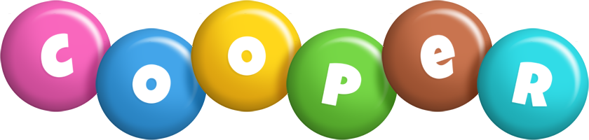 Cooper candy logo