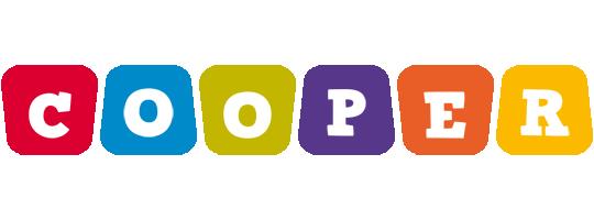 Cooper daycare logo