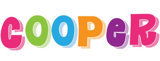 Cooper friday logo