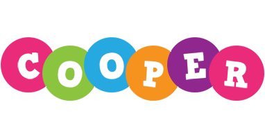 Cooper friends logo