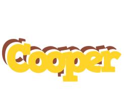 Cooper hotcup logo