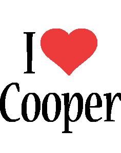 Cooper i-love logo