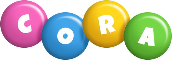 Cora candy logo