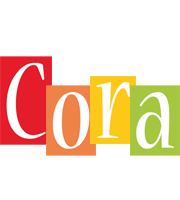 Cora colors logo
