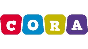 Cora daycare logo