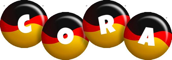 Cora german logo