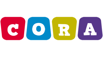 Cora kiddo logo