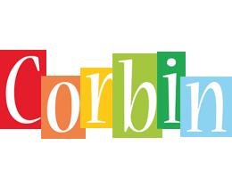Corbin colors logo