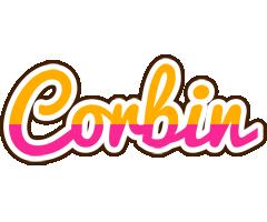 Corbin smoothie logo