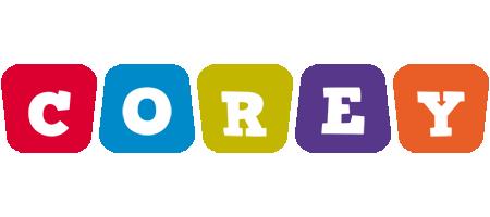 Corey daycare logo