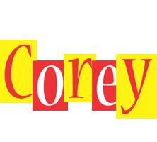 Corey errors logo