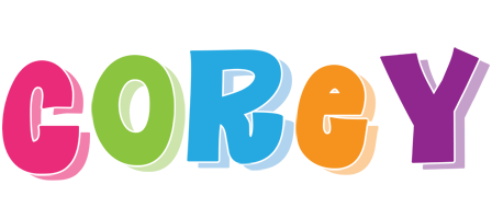 Corey friday logo
