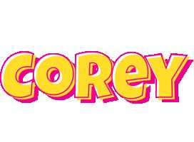Corey kaboom logo