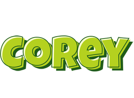 Corey summer logo