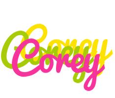 Corey sweets logo