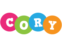 Cory friends logo