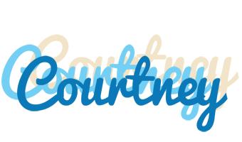 Courtney breeze logo