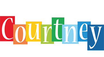 Courtney colors logo