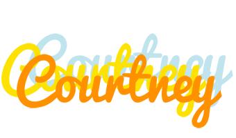 Courtney energy logo