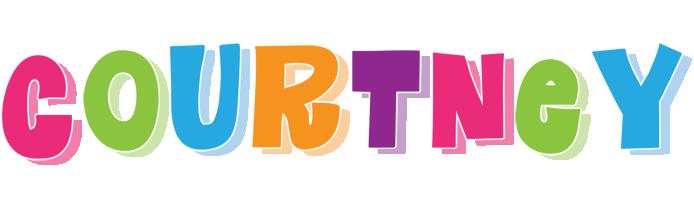 Courtney friday logo