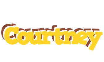 Courtney hotcup logo