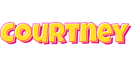 Courtney kaboom logo
