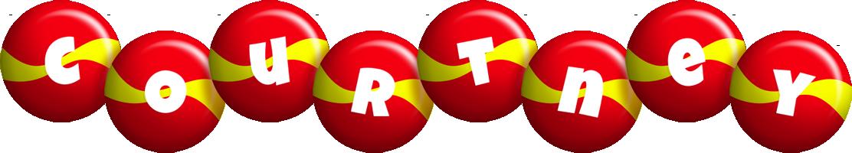Courtney spain logo