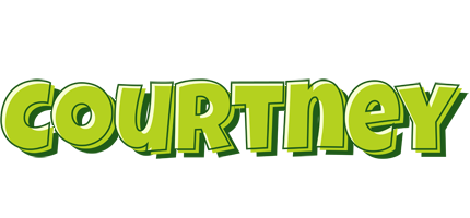 Courtney summer logo