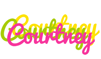 Courtney sweets logo