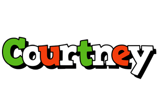 Courtney venezia logo