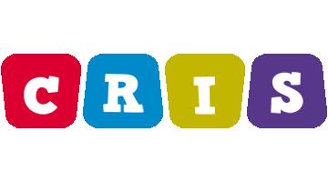Cris kiddo logo