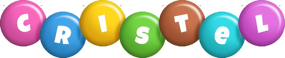 Cristel candy logo