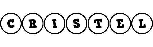 Cristel handy logo