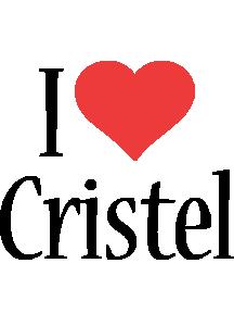 Cristel i-love logo