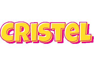 Cristel kaboom logo