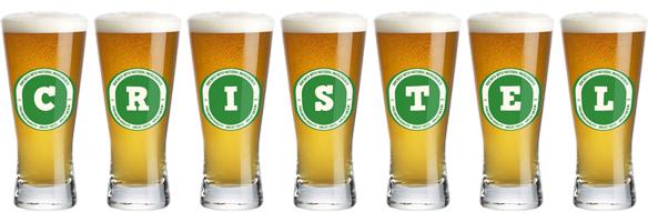 Cristel lager logo