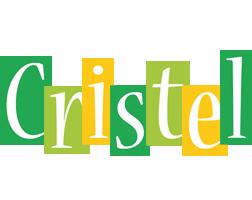 Cristel lemonade logo