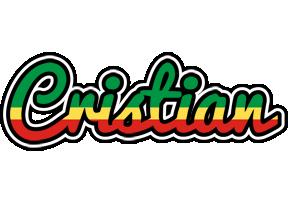 Cristian african logo
