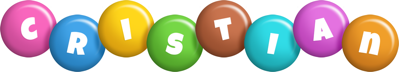 Cristian candy logo