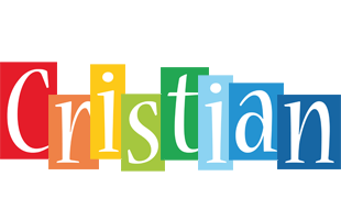 Cristian colors logo