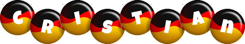 Cristian german logo