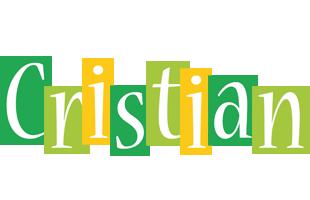 Cristian lemonade logo